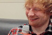 Ed Sheeran - my fav person ever