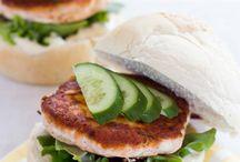 burgers/sandwiches
