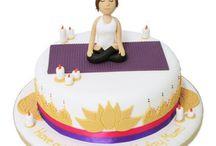 Bernadette's birthday cake