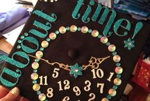 Graduation caps / by Mary Balles