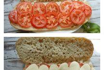 Sandwich / Hamburgher