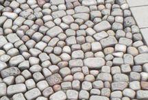 Mosaico di pietre