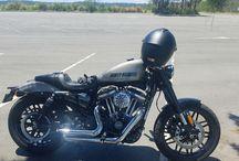 Harley Davidson Roadster