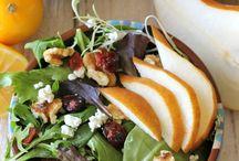 salads / by Susanne Mackenzie