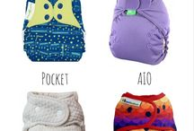 Cloth Diapers, Babywearing and other Crunchy Parenting