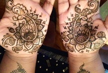 Henna work (by me ;)!
