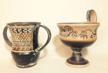 Le mie ceramiche attiche e corinzie / Le mie produzioni attiche e corinzie