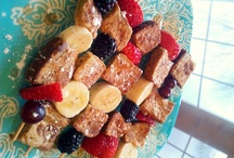 Foods,Drinks,&Sweet Treats / by Lyndsay Rosenbalm