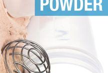 Protein Powder!