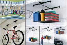 Organize my Garage...MUCH NEEDED!!!