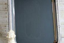 Chalk board projects