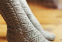 Pletení / Háčkování, pletení, drhání, vyšívání a různé domácí práce