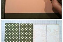 Instructions for cardmaking