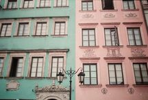 Fancy Buildings & Doors. / Wrought Iron.Wooden Doors and Style. / by Maree Watt