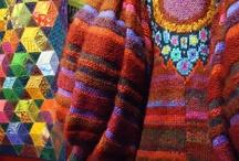 Kaffe Fassett / Textiel ontwerper