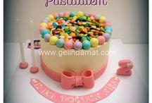 Düğün Pastası / Wedding Cake / Hayallerinizi Süsleyen Düğün, Nişan veya Söz pastanızı hazırlatabileceğiniz bütün Butik Pastacı ve Pastaneler Tek Tıkla ve Özel İndirimlerle Gelindamat.com'da!