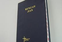 Penan /Bornean Bibles
