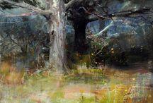 Landscapes, painted by Richard Schmid Artist & Author / Landscapes  Painted by Richard Schmid www.RichardSchmid.com