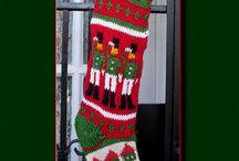 Knitting - Holidays