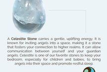 Stones/crystals