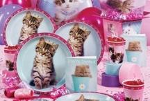 Ella's Cat Birthday Party
