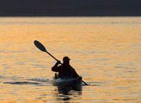 Santa Barbara Kayaking / Great photos from kayak trips in and around Santa Barbara. #thingstodo #santabarbara