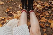 Autumn Inspiration / Place aux couleurs et tendances d'automne.