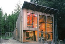 Brewer mountain retreat / Industrial