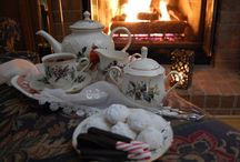 BNOTP: Winter Table Settings / by Between Naps On the Porch