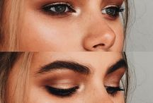 those brows