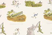 Roald Dahl Fabric