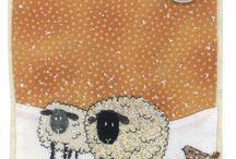 Textile Art - Sharon Blackman