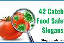 Food Safety Slogans
