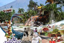 Taman Wisata Kyai Langgeng / Obyek Wisata Daerah Kota Magelang dengan pesona alam yang indah untuk tempat rekreasi dan edukasi.