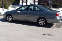Used 2005 Toyota Camry for Sale ( $11,500) at  High Gate Center , VT / Make:  Toyota, Model:Camry, Year:  2005, Exterior Color: Green, Interior Color: Gray, Doors: Four Door, Vehicle Condition: Good, Mileage:93,500 mi, Fuel: Gasoline, Engine: 6 Cylinder, Transmission: Automatic, Drivetrain: 2 wheel drive - front.     Contact: 865-365-8190  Car Id (57119)