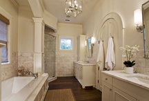 home: bathrooms / by Katie Hisey