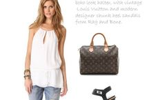 Fashion / Fashionable stuff!