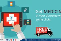 #Get #medicine #at #your #doorstep #with #some #clicks