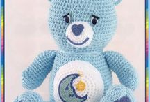 Care Bears + patterns