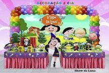 Show da Luna - Decor