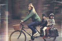 fashion and bikes