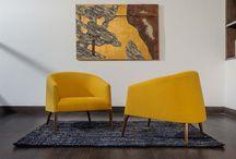 POLTRONAS STUDIONOA / #armchairs #interiordesign #studionoa #industrialdesign #interiors #accesories #home