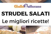 Strudel salati
