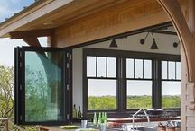 Bay windows are wonderful features / Bay windows are wonderful features that enhance the beauty of a room whether the windows are three side-by-side windows in a semicircular..