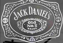 Fivelas Jack Daniels