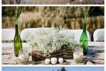 Wedding | Decor Barn & Rustic Weddings / Feeling a little country chic?