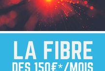 La fibre / Sipleo est aussi opérateur télécom. Découvrez nos offres en très haut débit.
