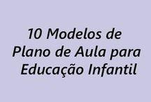 modelos de planos de aula para educacao infantil