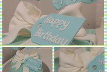 Tiny Bakehouse Customised Fondant Cakes