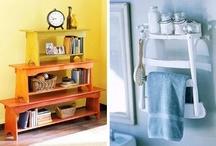 repurposed furniture LOVE